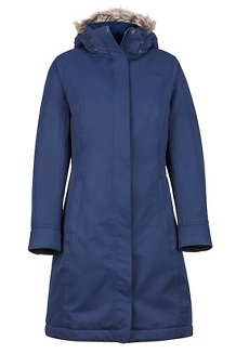 Women's Chelsea Coat, Arctic Navy, medium