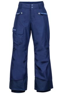 Girl's Freerider Pant, Arctic Navy, medium