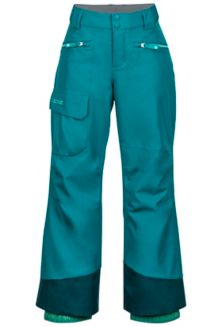 Girl's Freerider Pant, Deep Lake, medium