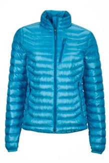 Wm's Quasar Jacket, Blue Sea, medium