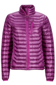 Wm's Quasar Jacket, Grape, medium
