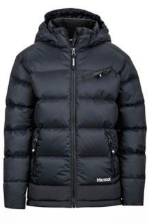 Girl's Sling Shot Jacket, Black, medium