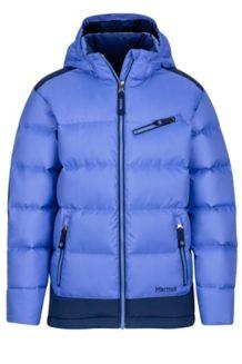 Girl's Sling Shot Jacket, Lilac/Arctic Navy, medium