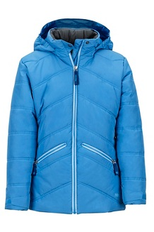 Girl's Val D'Sere Jacket, Lakeside, medium