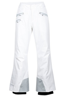Girl's Slopestar Pant, True White, medium