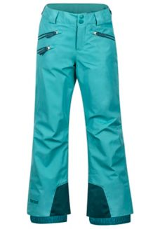 Girl's Slopestar Pant, Patina Green, medium