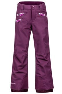 Girl's Slopestar Pant, Dark Purple, medium