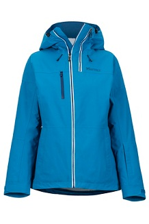 Wm's Dropway Jacket, Sapphire, medium