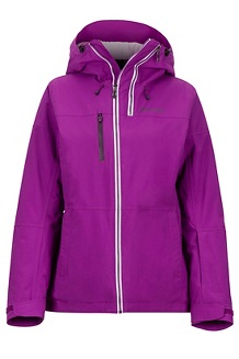 Wm's Dropway Jacket, Grape, medium