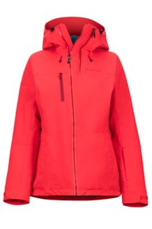 Wm's Dropway Jacket, Scarlet Red, medium