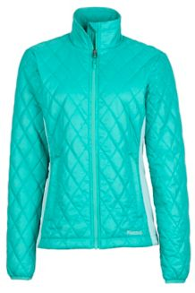 Wm's Kitzbuhel Jacket, Waterfall/Blue Tint, medium