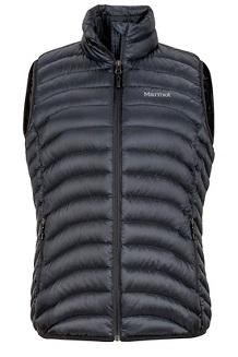Wm's Aruna Vest, Black, medium
