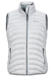 Wm's Aruna Vest, Glacier Grey, medium