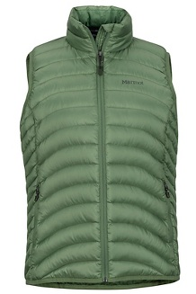 Wm's Aruna Vest, Vine Green, medium