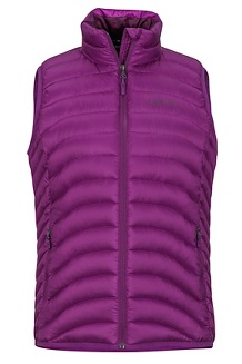 Wm's Aruna Vest, Grape, medium
