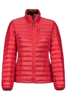 Wm's Quasar Nova Jacket, Scarlet Red, medium
