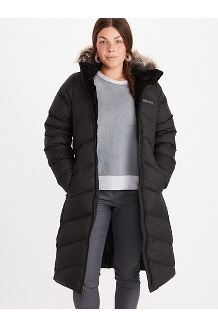 Women's Montreaux Coat, Black, medium