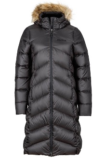 Women's Montreaux Coat, Jet Black, medium