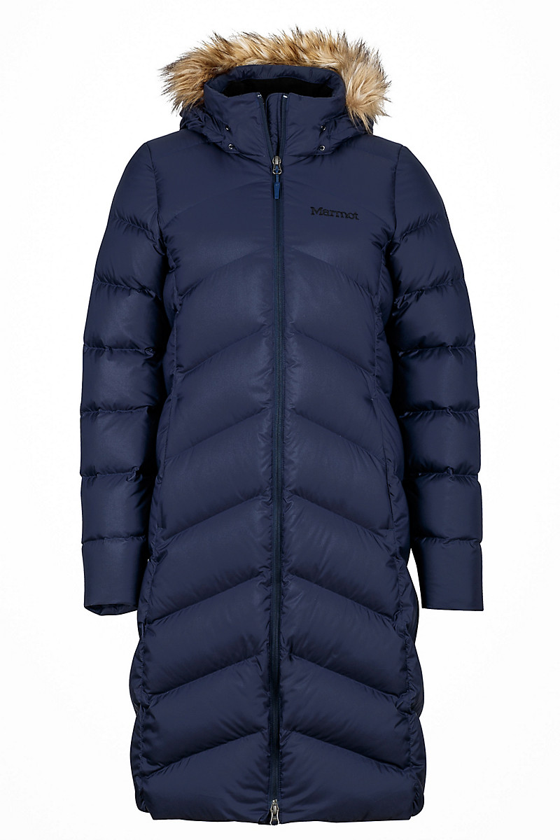 Wm's Montreaux Coat, Midnight Navy, large