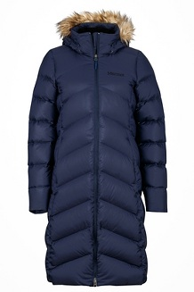 Women's Montreaux Coat, Midnight Navy, medium