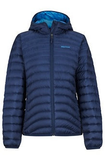 Wm's Aruna Hoody, Arctic Navy, medium