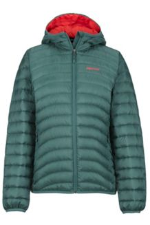 Wm's Aruna Hoody, Mallard Green, medium