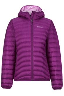 Wm's Aruna Hoody, Grape, medium