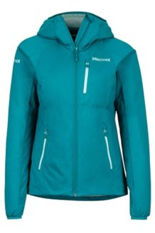 Wm's Novus Hoody, Malachite, medium