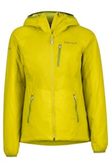 Wm's Novus Hoody, Citronelle, medium