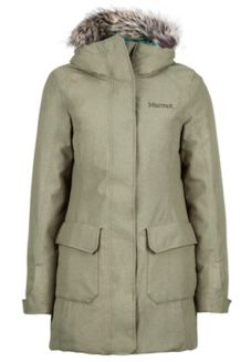 Wm's Georgina Featherless Jacket, Beetle Green, medium