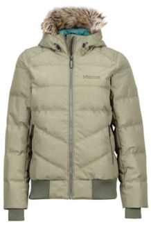 Wm's Williamsburg Jacket, Beetle Green, medium