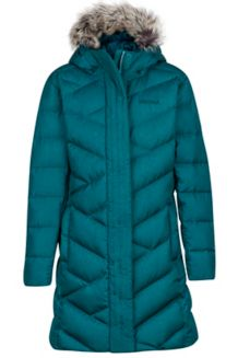 Girl's Strollbridge Jacket, Deep Teal, medium