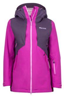 Wm's Powderline Jacket, Purple Orchid/Nightshade, medium