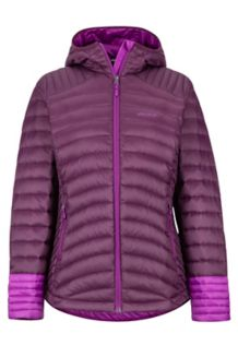 Wm's Electra Jacket, Dark Purple/Grape, medium