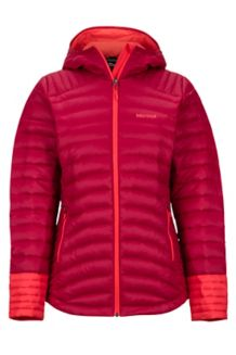 Wm's Electra Jacket, Sienna Red/Scarlet Red, medium