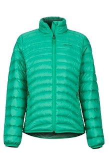 Wm's Aruna Jacket, Turf Green, medium