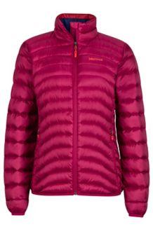 Wm's Aruna Jacket, Red Dahlia, medium