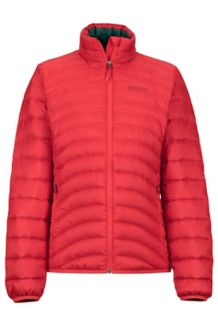 Women's Aruna Jacket, Scarlet Red, medium