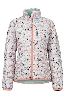 Wm's Aruna Jacket, Multi Confetti, medium