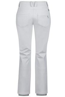 Women's Kate Pants, White, medium