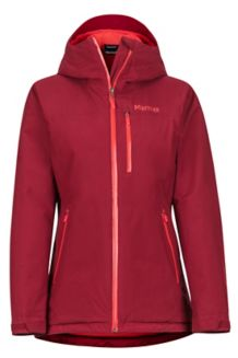 Women's Solaris Jacket, Brick, medium