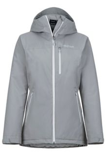 Women's Solaris Jacket, Grey Storm, medium