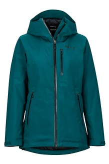 Women's Solaris Jacket, Deep Teal, medium