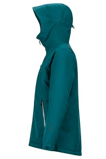 Women's Solaris Jacket, Deep Teal, medium