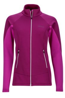 Wm's Skyon Jacket, Grape/Neon Berry, medium