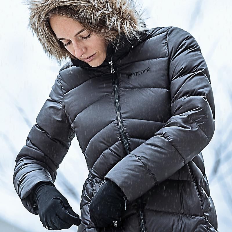2ab72b4ef Women's Montreal Coat, Glacier Grey, large
