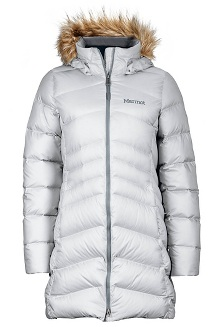 Women's Montreal Coat, Glacier Grey, medium