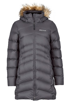 Women's Montreal Coat, Dark Steel, medium