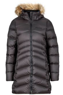 Women's Montreal Coat, Jet Black, medium