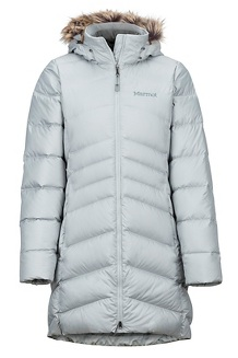 Women's Montreal Coat, Bright Steel, medium